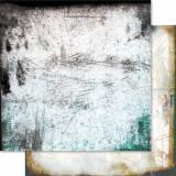 12x12 Hazy Days - Brittle