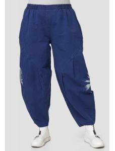 Kekoo teksapüksid FLOWER, suurus 4 (52-54)