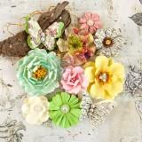 Lilled paberist