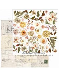 12x12 (30x30 cm) Elements-beautiful things disainpaberileht