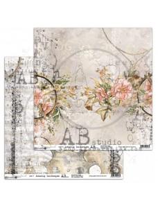 12x12 (30x30 cm) Dreamland - page 5-6 disainpaberileht