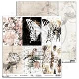 12x12 (30x30 cm) Dreamland - page 15-16 disainpaberileht