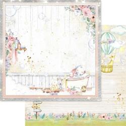 12x12 (30x30 cm) Dreamland - Bubbly disainpaberileht