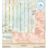 12x12 Seaside Cottage - Gala disainpaber