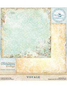 12x12 Seaside Cottage - Voyage disainpaber