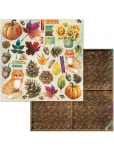 12x12 Dreams Of Autumn-Noteworthy disainpaber