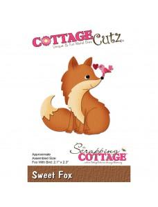 CottageCutz lõiketera. Sweet Fox