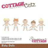 CottageCutz lõiketera. Baby Dolls