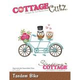 CottageCutz lõiketera. Tandem Bike