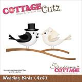 CottageCutz lõiketera. Wedding Birds