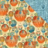 12x12 Worlds Fair - Balloon Bouquet