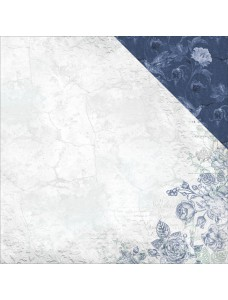 12x12 Wandering Ivy - Plaster Rose disainpaber