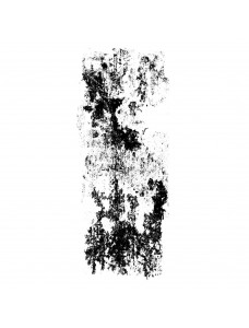 Texture Clear Stamp-Grunged Paint. Läbipaistev tempel