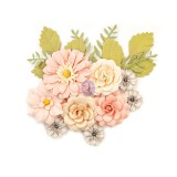 SPRING FARMHOUSE Flowers, lilled