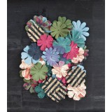 Stationer's Desk Flowers- Noteworthy lilled