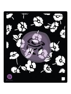 15x15 sm Stencils - Anemone. Trafarett