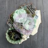 Salvage District Flowers - Palais Royal kangast lilled