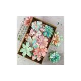 Prima Marketing Boxed Flowers - Melange lilled