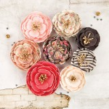 Rossibelle Flowers - Beltain lilled