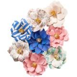 Santorini Flowers - Pygos lilled