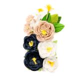 Georgia Blues Flowers, kangast lilled