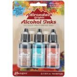Adirondack Brights Alcohol Inks. Scenic Terrace. Alkohoolsete tintide komplekt