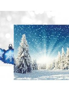 12x12 Winter Wonderland-Winter Wonderland disainpaber