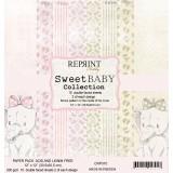 Sweet Baby Pink 12x12 (30x30 cm) paberikollektsioon