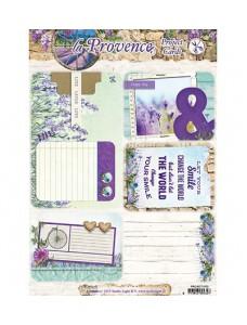 Studio Light Project Cards La Provence 02. Kaardid