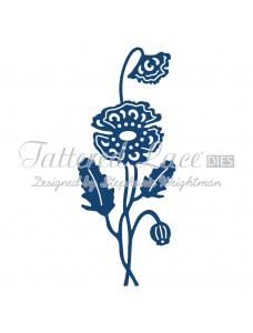 Tattered Lace lõiketera - Poppy
