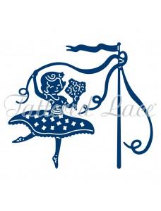 Tattered Lace lõiketera - May Pole