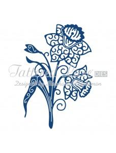 Tattered Lace lõiketera - Daffodil