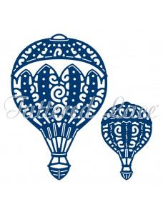 Tattered Lace lõiketera - Hot Air Balloon