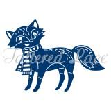 Tattered Lace lõiketera - Snowy Fox