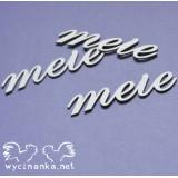 Wycinanka chipboard MEIE